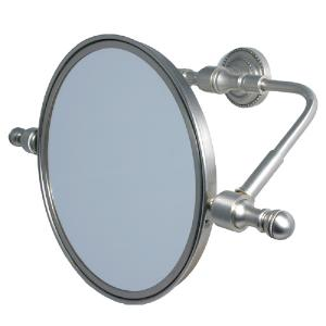 ALLIED BRASS - Retro-Dot Collection 8 inch Magnified Swivel Mirror