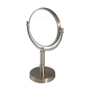 ALLIED BRASS - Tribecca Collection 8 inch Magnified Table Mirror