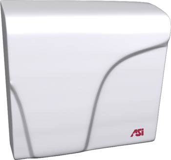 ASI Profile Surface Mounted Automatic Compact Hand Dryer