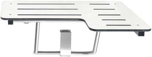 Folding Shower Seat - - Right Hand