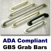 ADA Compliant Grab Bars