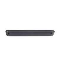 Better Living Glide Black Aluminum Shower Shelf