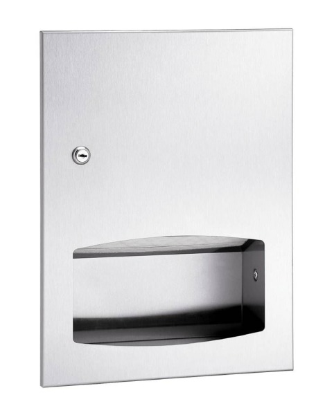 Bradley 2442 Series 400 Multi-Fold / 300 C-Fold Paper Towel Dispenser