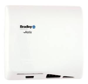 Bradley 2902 Series Surface Mounted Aerix Sensor Operated Hand Dryer
