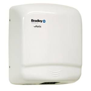 Bradley 2905 Series Surface Mounted Sensor Operated Hand Dryer