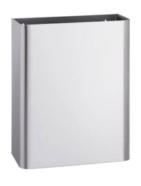 Bradley 356 Series 16.5 Gallon Waste Receptacle with Optional Lid