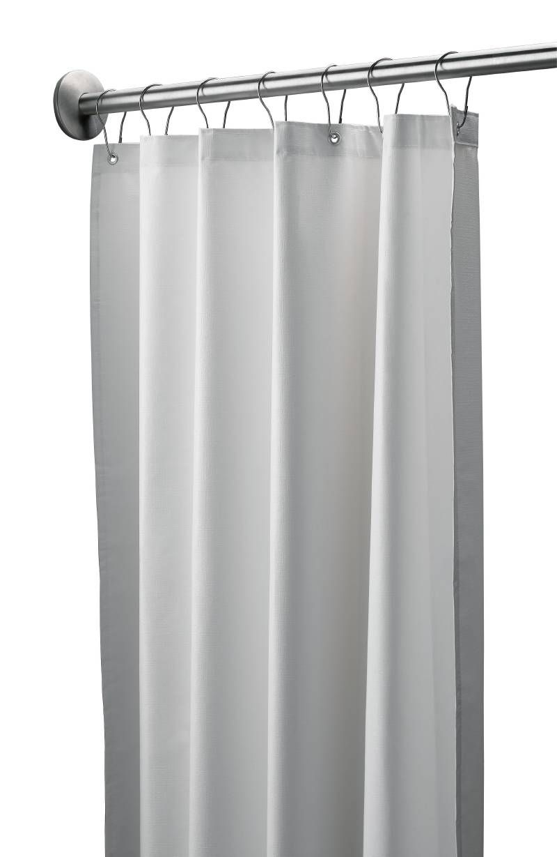 Grab Bar Specialists SHOWER CURTAIN 72 X 80 VINYL