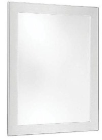 SECURITY MIRROR- 12 X 16- 11 inches  WALL- CHASE MT- 304 SS