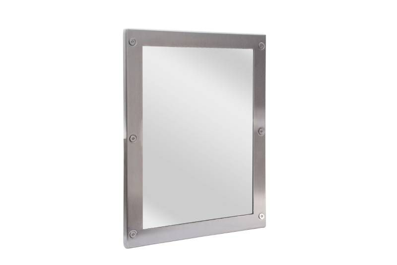 Grab bar specialists for Bradley mirror