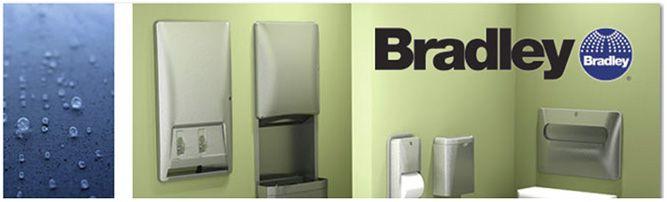 Bradley Grab Bar Specialists - Bradley bathroom accessories