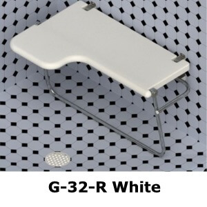 CD Sparling G32R Right Hand Folding Shower Seat
