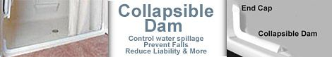 Collapsible Dam