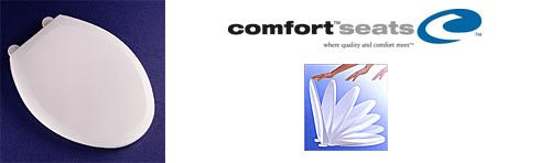 COMFORT SEATS - EZ Close - Toilet Seat - C2200S
