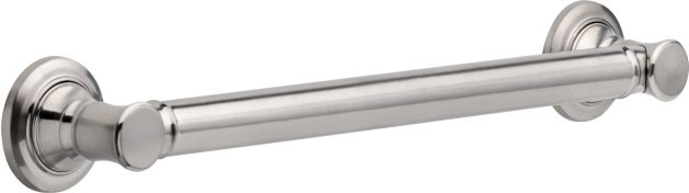 Traditional Grab Bar - 1 1/4 inch x 18 inch - Stainless