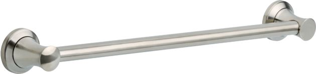 Transitional Grab Bar - 1 1/4 inch x 24 inch - Stainless