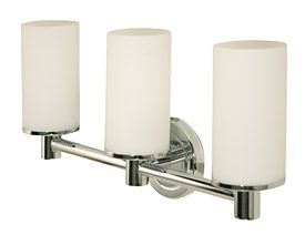 Triple Sconce - CHROME