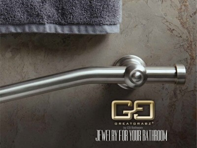 Great Grabz - Jewelry for your bathroom
