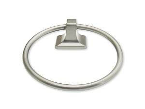 TOWEL RING, HOTELMAN - US15 SATIN NICKEL