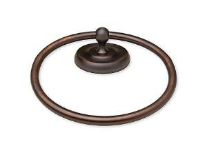 TOWEL RING, ROYAL PALM - US10B OIL RUBBED BRONZE