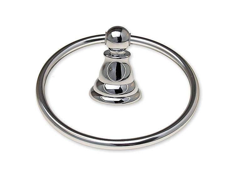 TOWEL RING, LEXINGTON - US26 BRIGHT CHROME