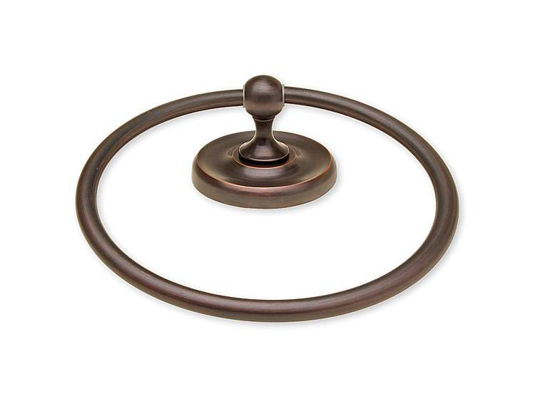 TOWEL RING, PORTSMOUTH - US10B OIL RUBBED BRONZE