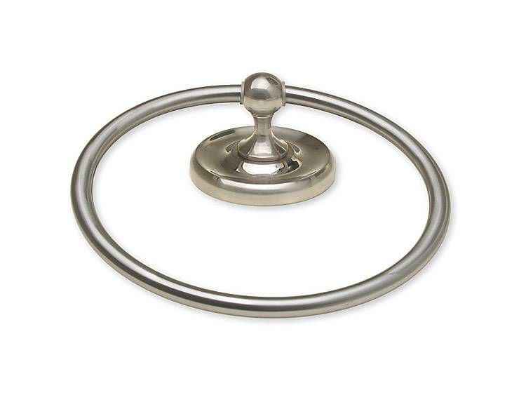 TOWEL RING, PORTSMOUTH - US15 SATIN NICKEL
