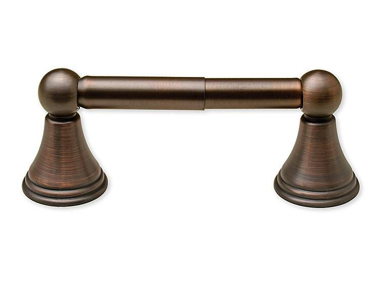 TOILET TISSUE HOLDER, ALEXANDRIA - US10B OIL RUBBED BRONZE