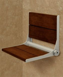 SerenaSeat - 18 Inch and 26 Inch Width  Wood - Capacity 450 Lbs.