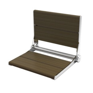 SerenaSeat Ash Fold Down Shower Seat