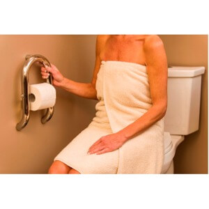 Invisia Wall Toilet Roll Holder