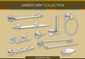 Jamestown Accessories Collection