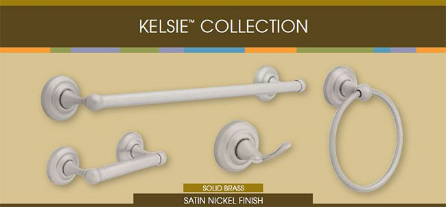 Kelsie Accessories Collection