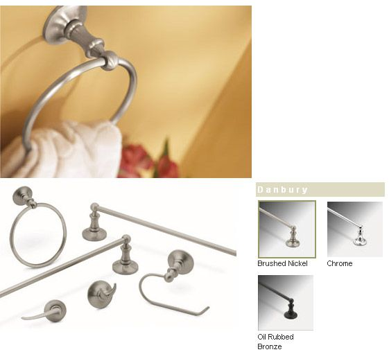 Moen Accessories - Danbury