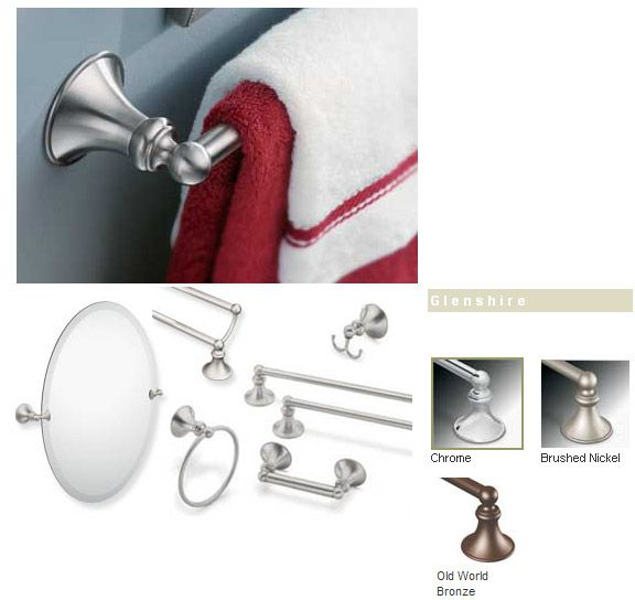 Moen Accessories - Glenshire