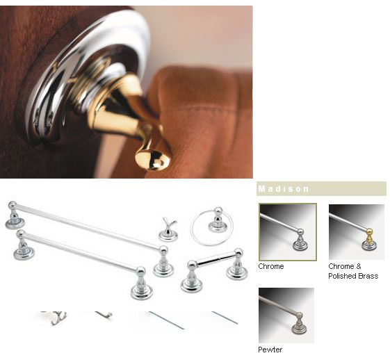 Moen Accessories - Madison