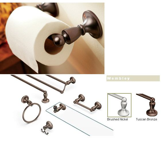 Moen Accessories - Wembley