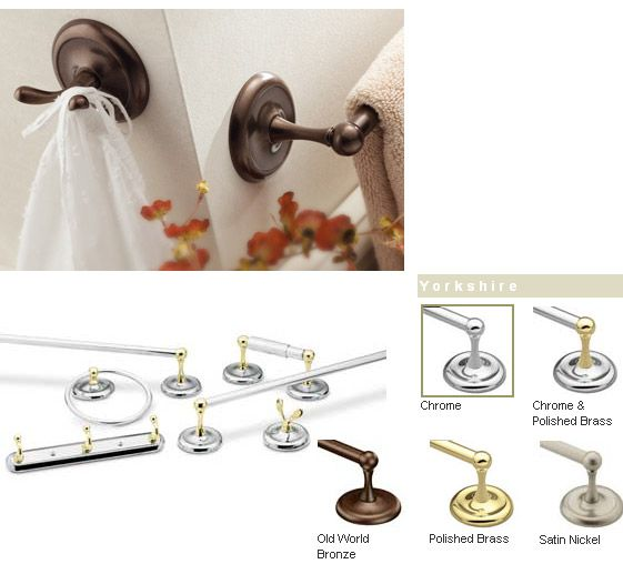 Moen Accessories - Yorkshire