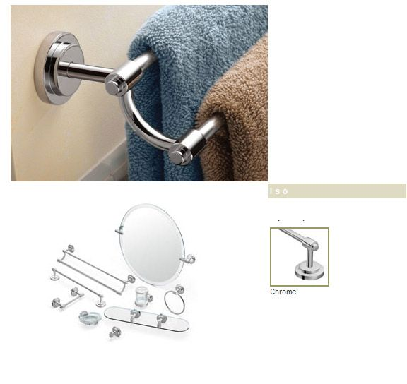 Moen Accessories - ISO
