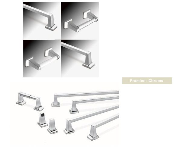 Moen Accessories - Donner - Premier