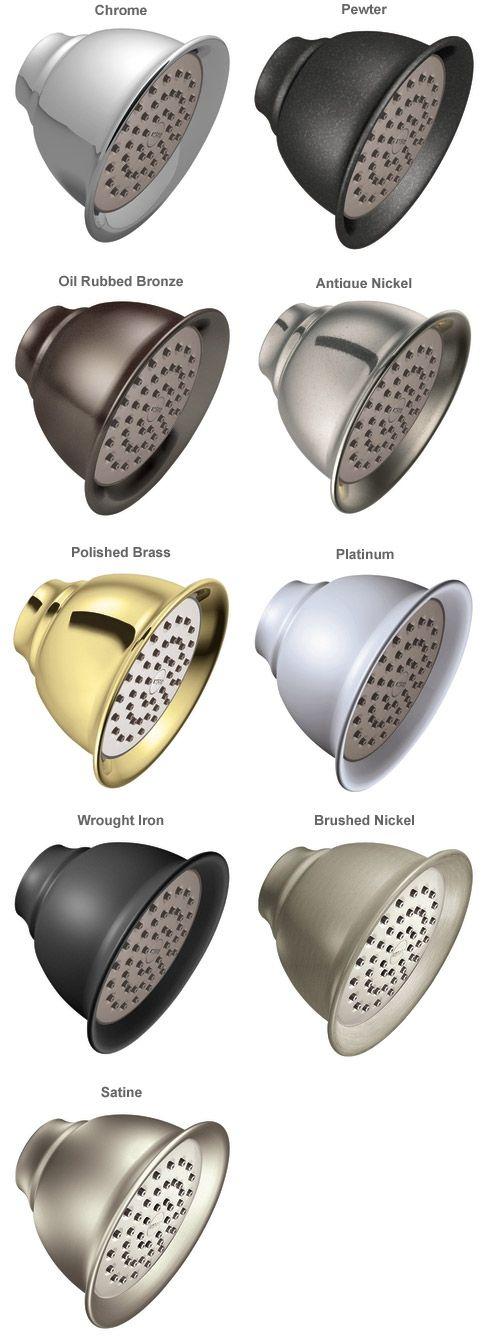 Shower Head Flow Restrictors