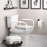 Toilet Safety Rails - #DN7015