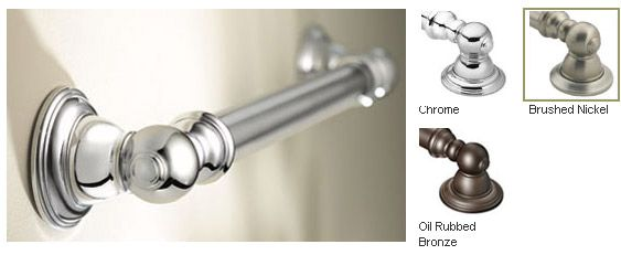 Moen Kingsley Brushed Nickel Moen Kingsley Kingsley Bn