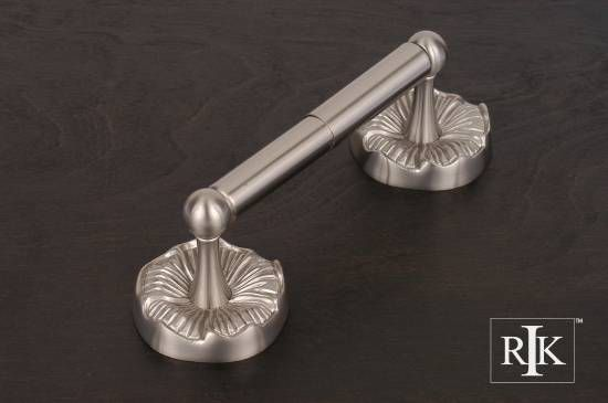 Two Post Daisy Base Tissue Paper Holder - Pewter