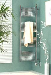 Wesaunard  inch Cornerpiece inch  CP-2 Towel Warmers