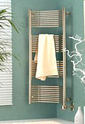 Wesaunard  inch Cornerpiece inch  CP-5 Towel Warmers