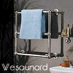 Wesaunard  inch Victorian inch  VIC-10Z Towel Warmers - Electric
