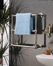 Wesaunard  inch Victorian inch  VIC-9 Towel Warmers